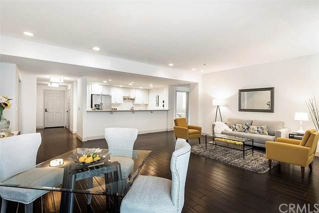 10648 Woodbridge Street #205, Toluca Lake, CA 91602 (#BB21083482) :: The Brad Korb Real Estate Group