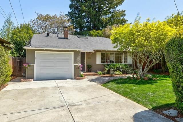 272 Marmona Drive, Menlo Park, CA 94025 (#ML81840000) :: Bathurst Coastal Properties