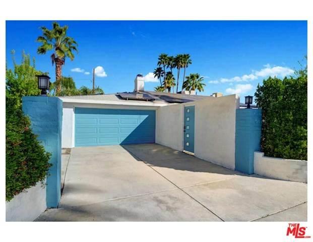 1660 E El Alameda, Palm Springs, CA 92262 (#21720556) :: RE/MAX Masters