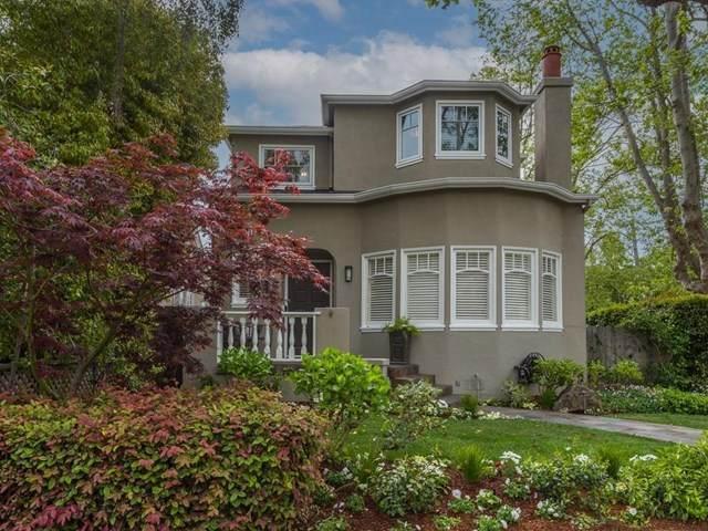 1321 Sanchez Avenue, Burlingame, CA 94010 (#ML81840001) :: Bathurst Coastal Properties