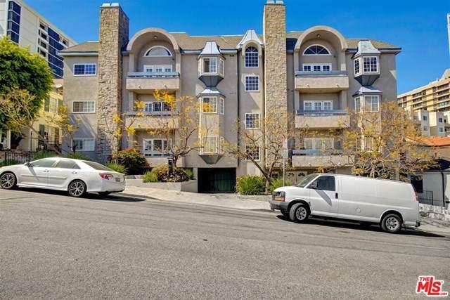 10627 Ashton Avenue #103, Los Angeles (City), CA 90024 (#21721762) :: Bathurst Coastal Properties