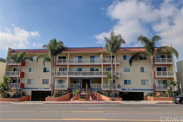 1707 Pacific Coast #120, Hermosa Beach, CA 90254 (#SB21083287) :: Mainstreet Realtors®
