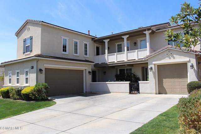 6849 Blue Ridge Way, Moorpark, CA 93021 (#221002067) :: Mainstreet Realtors®
