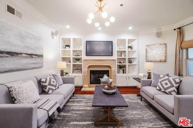 850 N Croft Avenue #203, Los Angeles (City), CA 90069 (#21721092) :: Berkshire Hathaway HomeServices California Properties