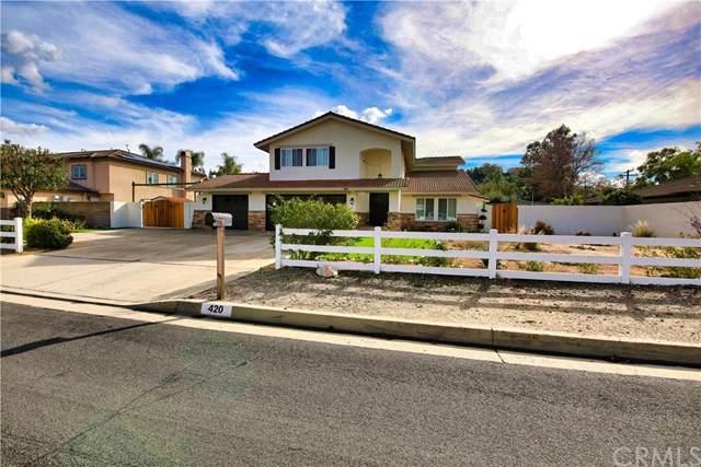 420 Mustang Court, San Dimas, CA 91773 (#CV21084145) :: Cal American Realty