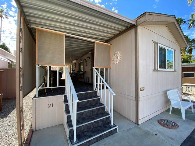 21 Roosevelt, Cathedral City, CA 92234 (#219060842PS) :: Wahba Group Real Estate | Keller Williams Irvine