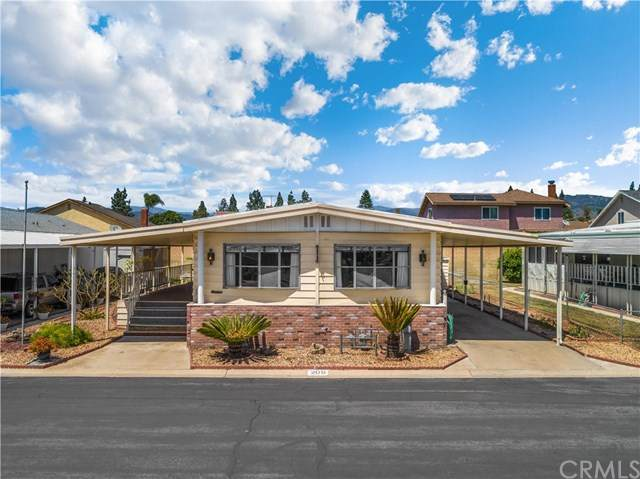 1245 W. Cienega #209, San Dimas, CA 91773 (#CV21084057) :: Cal American Realty