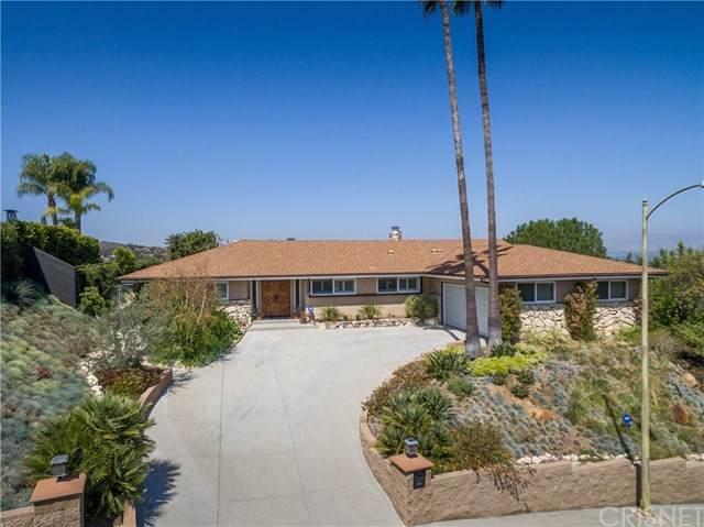 3927 Westfall Drive, Encino, CA 91436 (#SR21082517) :: Bathurst Coastal Properties