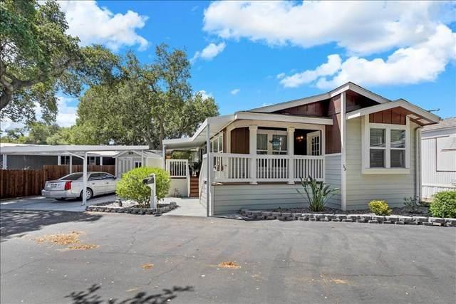 1273 S Rice Road #53, Ojai, CA 93023 (#V1-5280) :: Berkshire Hathaway HomeServices California Properties