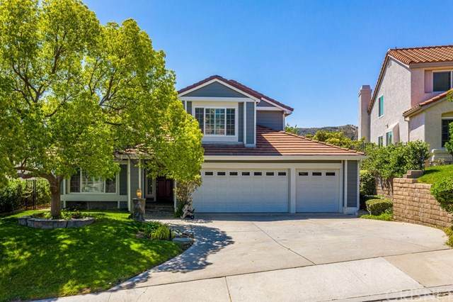 23436 Glenridge Drive, Newhall, CA 91321 (#SR21084097) :: Team Forss Realty Group