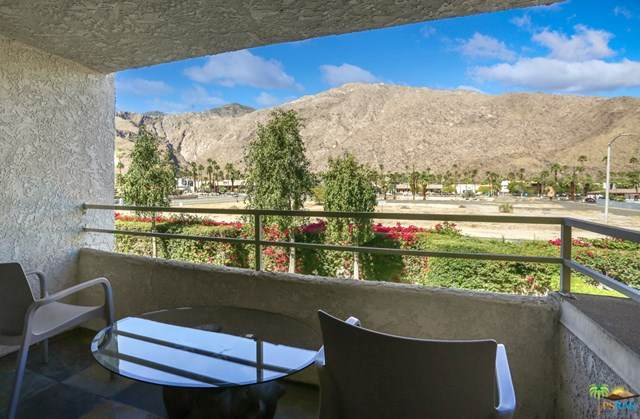 464 S Calle Encilia A4, Palm Springs, CA 92262 (#21721502) :: Team Forss Realty Group