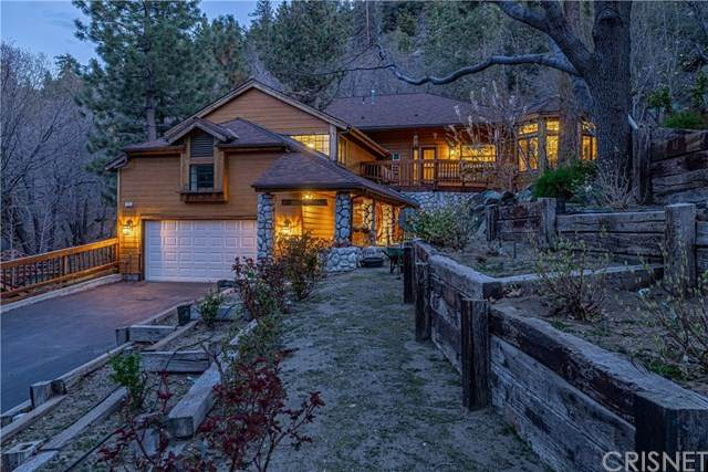 755 Oriole Street, Wrightwood, CA 92397 (#SR21084361) :: The Miller Group
