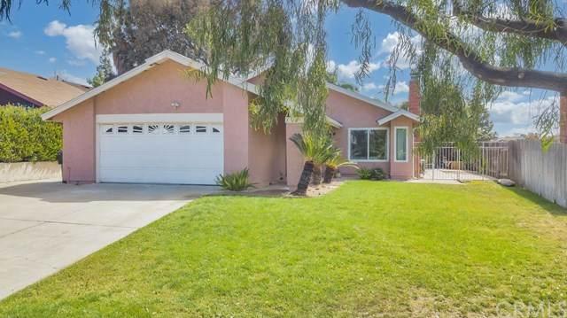 7487 Arroyo Vista Avenue, Rancho Cucamonga, CA 91730 (#CV21079110) :: Cal American Realty