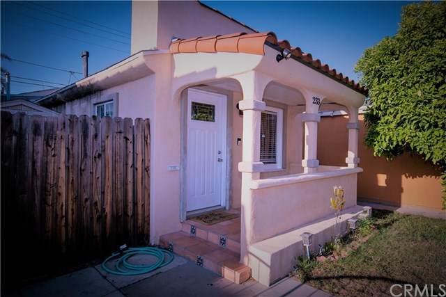 233 E Platt Street, Long Beach, CA 90805 (#DW21083706) :: The Miller Group