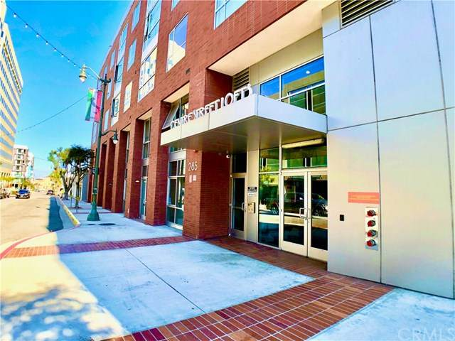285 W 6th Street #525, San Pedro, CA 90731 (#SB21084577) :: RE/MAX Empire Properties