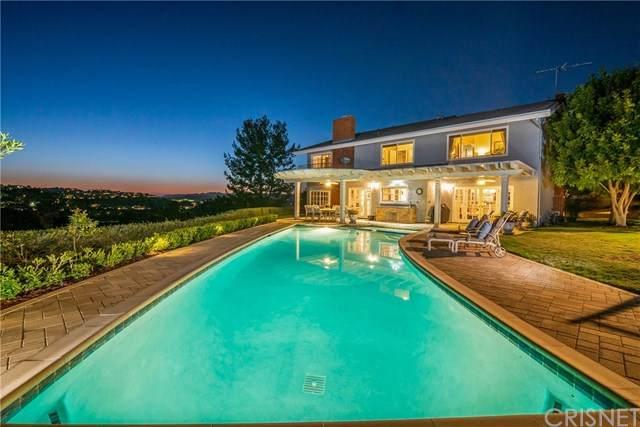 22742 Town Crier Road, Calabasas, CA 91302 (#SR21082672) :: RE/MAX Empire Properties