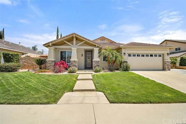 7033 Mesada Street, Rancho Cucamonga, CA 91701 (#CV21082832) :: Cal American Realty