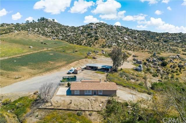 24250 Juniper Flats Road, Homeland, CA 92548 (#SW21083720) :: Cal American Realty