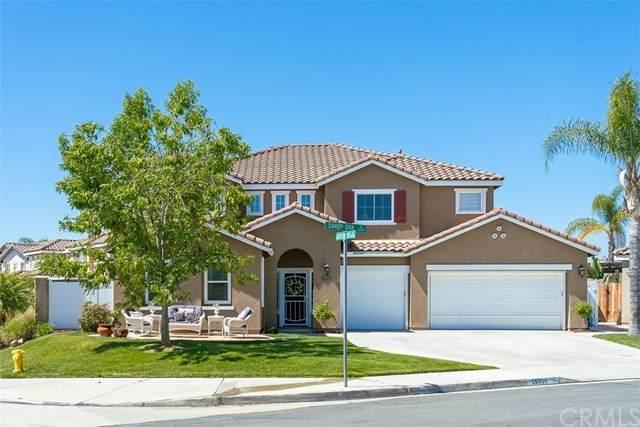 26091 Shady Oak Court, Murrieta, CA 92563 (#IV21079118) :: Cal American Realty