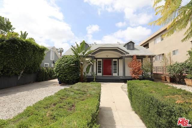 1017 N Gardner Street, West Hollywood, CA 90046 (#21722258) :: Berkshire Hathaway HomeServices California Properties