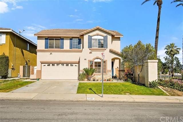 7281 Las Palmas Drive, Fontana, CA 92336 (#CV21077300) :: Cal American Realty