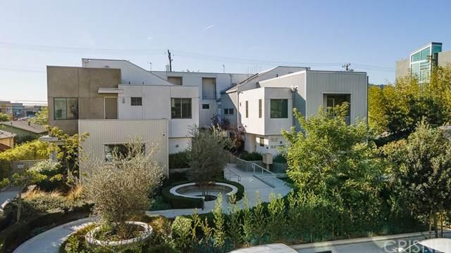 532 W Elk Avenue #6, Glendale, CA 91204 (#SR21083604) :: Cal American Realty