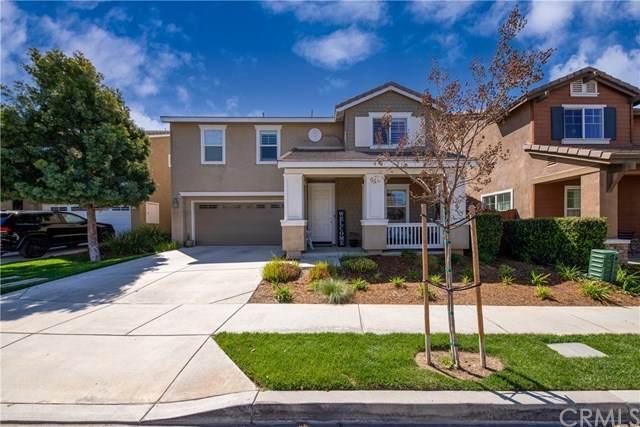 33969 Telstar Road #67, Yucaipa, CA 92399 (#CV21082047) :: Cal American Realty