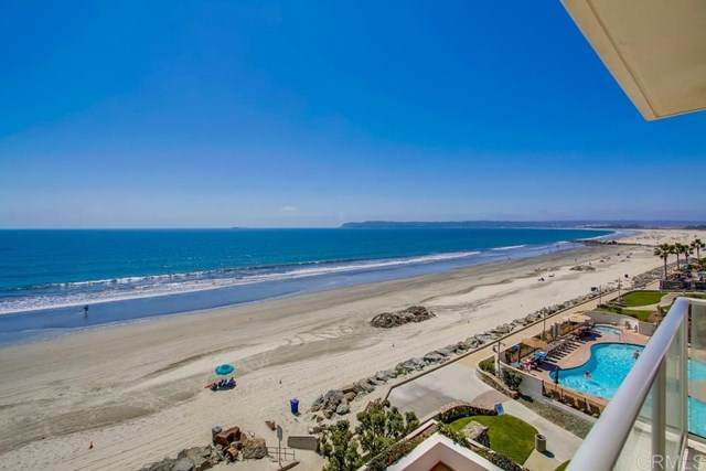 1760 Avenida Del Mundo #1004, Coronado, CA 92118 (#PTP2102719) :: The Costantino Group | Cal American Homes and Realty