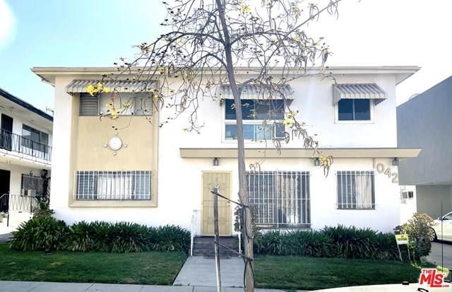 1042 N Orange Grove Avenue, West Hollywood, CA 90046 (#21720446) :: Berkshire Hathaway HomeServices California Properties