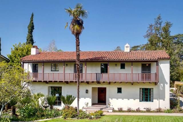 2195 N Hill Avenue, Altadena, CA 91001 (#P1-4343) :: Cal American Realty