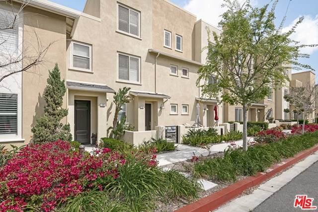 12822 Manhattan Court #105, Hawthorne, CA 90250 (#21722362) :: The Brad Korb Real Estate Group