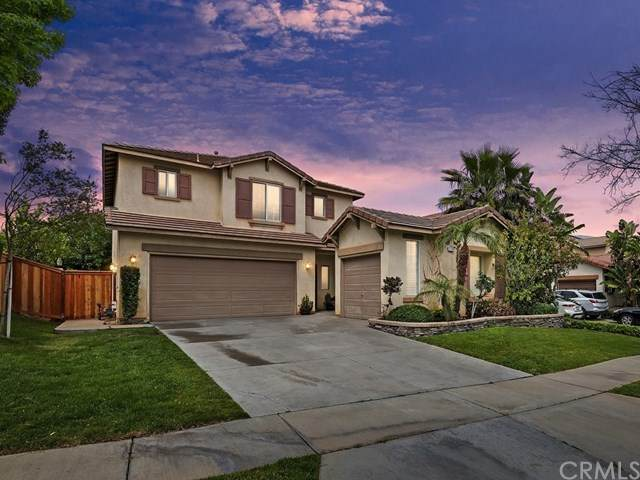 3136 Mountain Pass Drive, Corona, CA 92882 (#IG21084920) :: The Brad Korb Real Estate Group