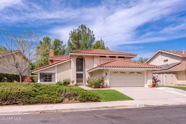 357 Castilian Avenue, Newbury Park, CA 91320 (#221002097) :: The Brad Korb Real Estate Group