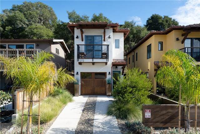 272 San Miguel Avenue ;, Avila Beach, CA 93424 (#SC21085086) :: The Brad Korb Real Estate Group