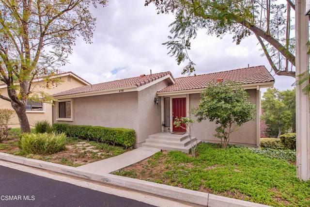 438 Vista Dorado Lane, Oak Park, CA 91377 (#221002100) :: The Brad Korb Real Estate Group