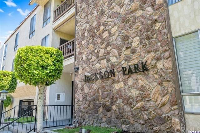 510 N Jackson Street #202, Glendale, CA 91206 (#320005800) :: CENTURY 21 Jordan-Link & Co.