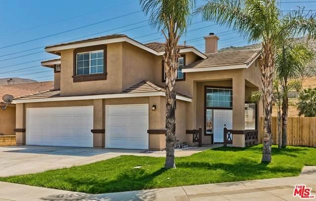 16645 Windcrest Drive, Fontana, CA 92337 (#21721286) :: Cal American Realty