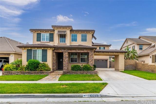 12249 Bridlewood Drive, Rancho Cucamonga, CA 91739 (#AR21082185) :: Cal American Realty