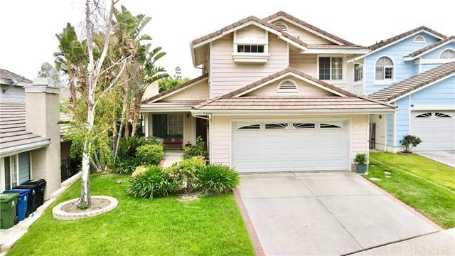 7278 Woodvale Ct, West Hills, CA 91307 (#SR21081603) :: Go Gabby