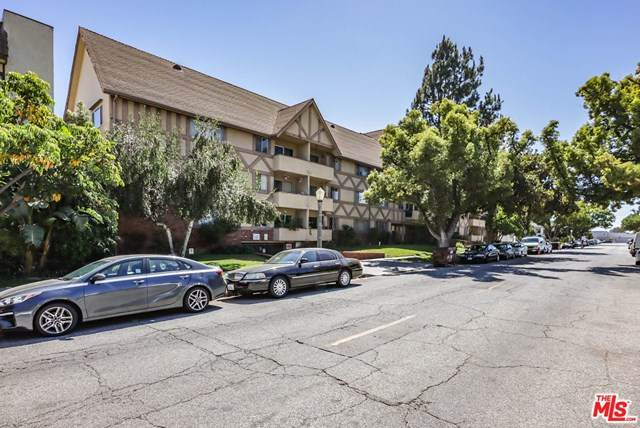 600 W Stocker Street #311, Glendale, CA 91202 (#21722598) :: The Costantino Group | Cal American Homes and Realty