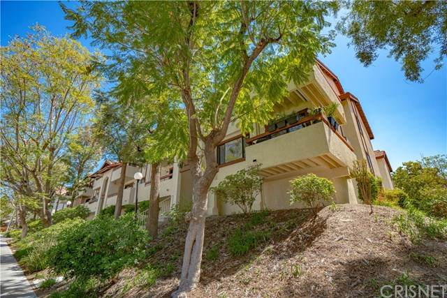 27940 Tyler Lane #453, Canyon Country, CA 91387 (#SR21084511) :: The Brad Korb Real Estate Group