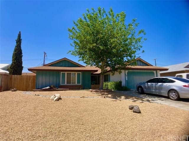 537 S Sanders Street, Ridgecrest, CA 93555 (#SR21085721) :: Wahba Group Real Estate | Keller Williams Irvine