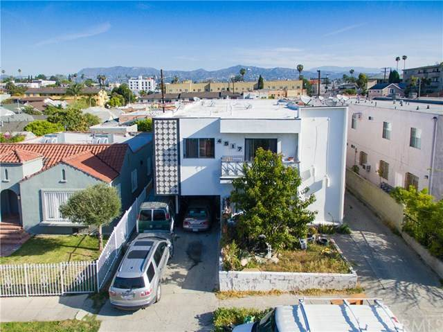 4517 Maplewood Avenue, Los Angeles (City), CA 90004 (#PW21085747) :: Compass