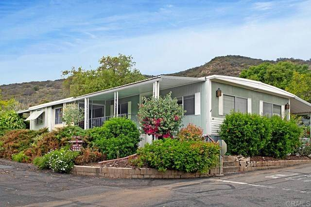 4747 Oak Crest Road #45, Fallbrook, CA 92028 (#NDP2104364) :: Wahba Group Real Estate | Keller Williams Irvine