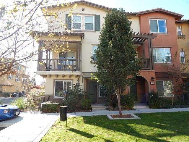 317 Santa Diana Terrace, Sunnyvale, CA 94085 (#ML81840450) :: Go Gabby