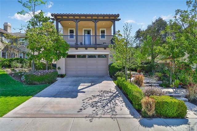 3846 Young Wolf Drive, Simi Valley, CA 93065 (#SR21085810) :: The Marelly Group | Compass