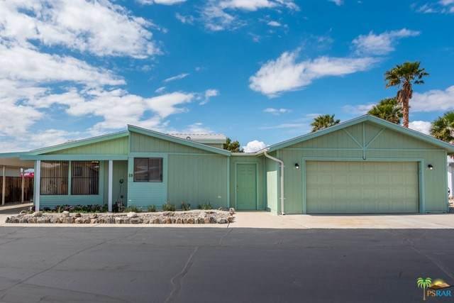 69525 Dillon Road #19, Desert Hot Springs, CA 92241 (#21722498) :: Team Forss Realty Group