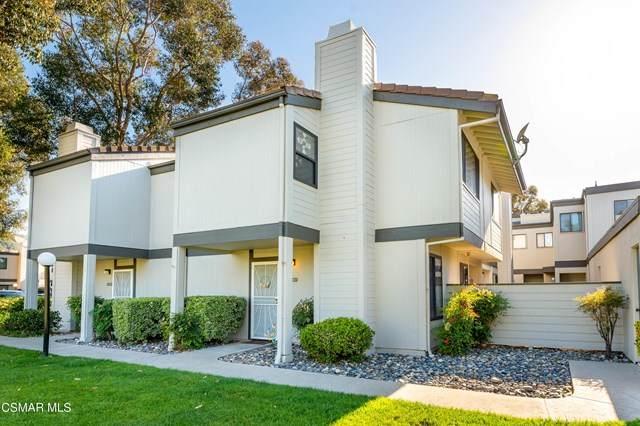6542 Twin Circle Lane #6, Simi Valley, CA 93063 (#221002120) :: Go Gabby