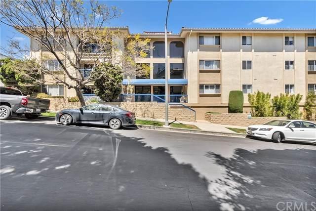 1110 W 10th Street #303, San Pedro, CA 90731 (#SB21082320) :: Power Real Estate Group