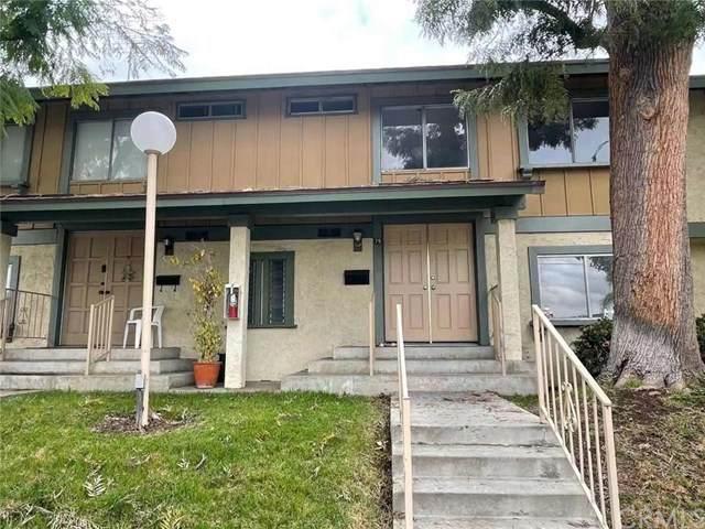 18931 Kittridge Street #79, Reseda, CA 91335 (#WS21085926) :: Mainstreet Realtors®